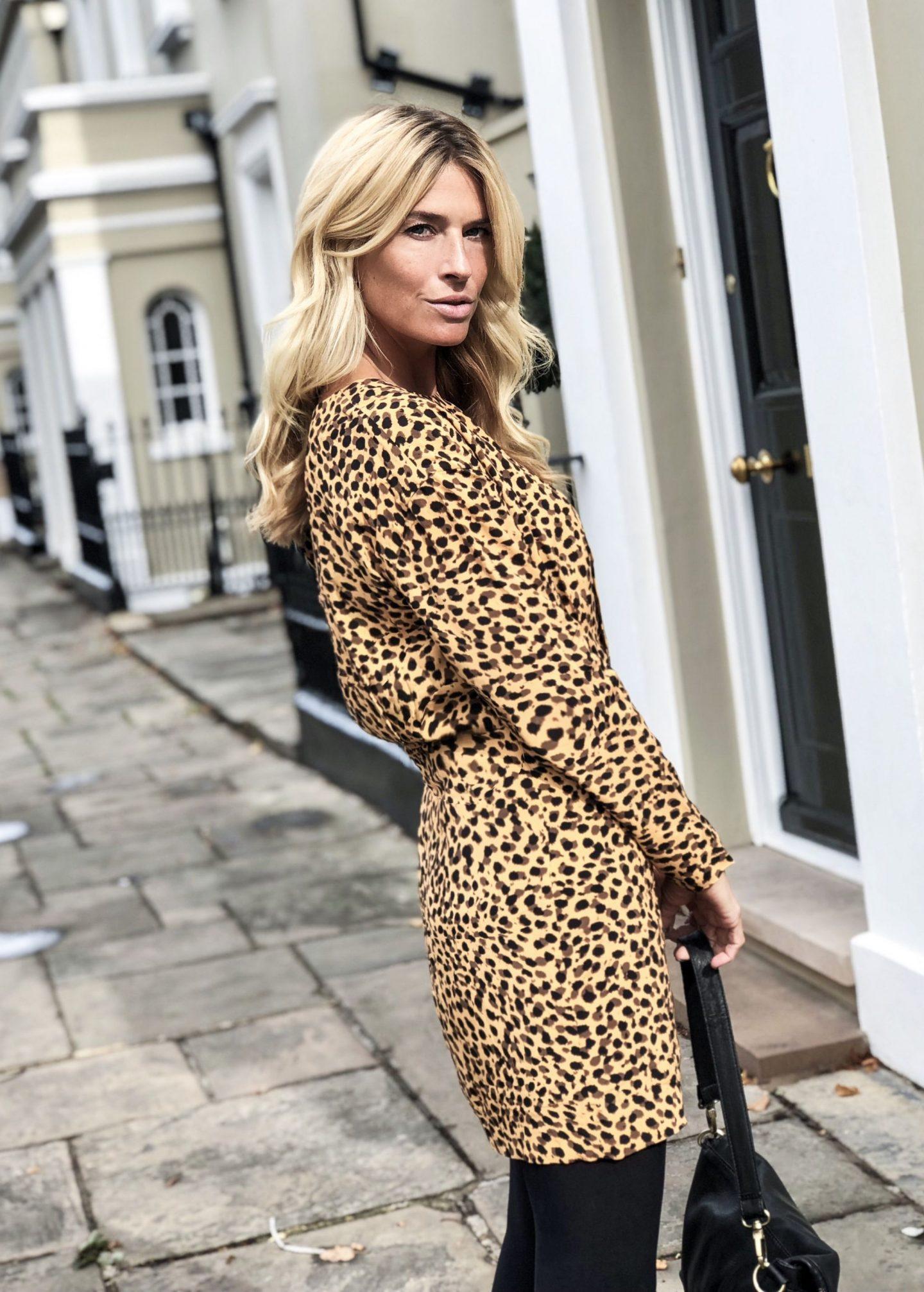 Fashion and style edit leopard print dress