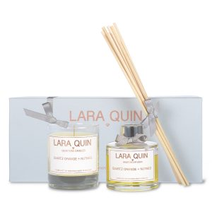 Christmas Candle + Diffuser Gift Set