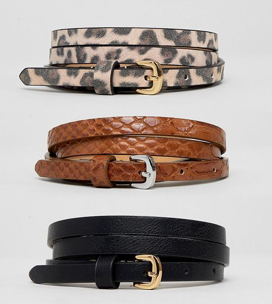 asos-design-curve-3-pack-waist-and-hip-belts-in-snake-and-leopard-multi-16765268
