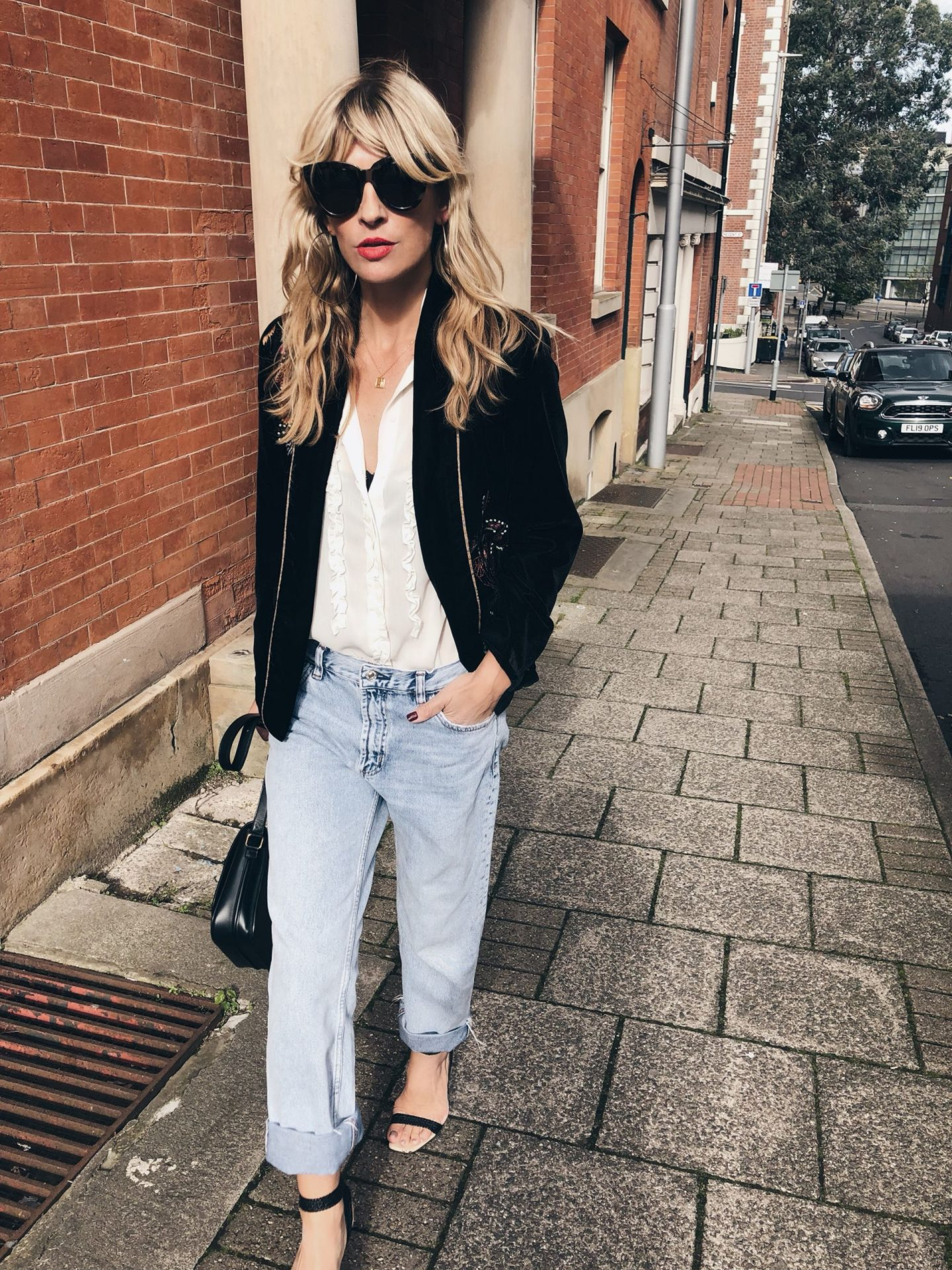 look slimmer, style tips