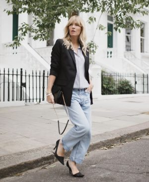 how to style a blazer | fashion and style edit