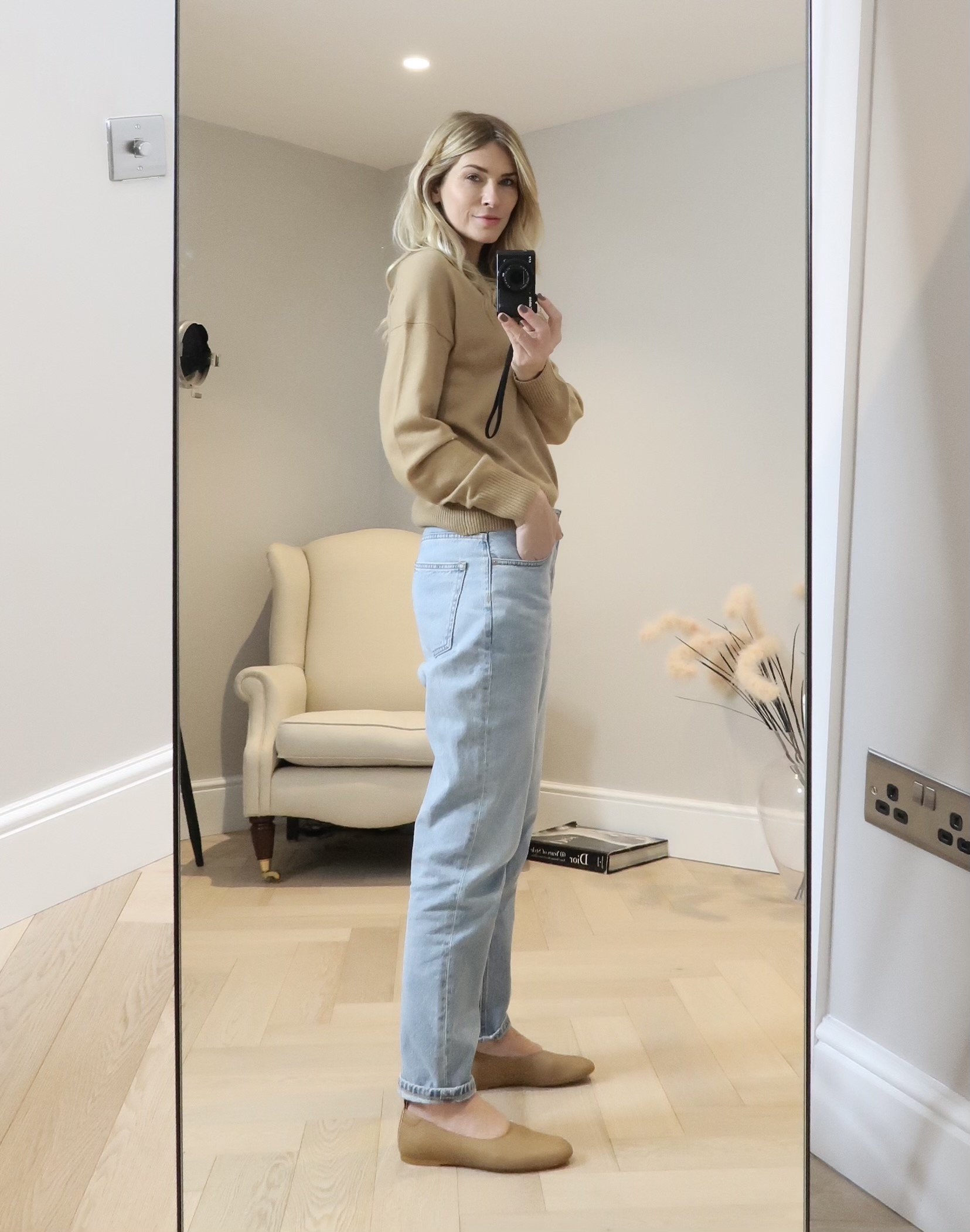 sustainable fashion, 10 outfit ideas at Everlane