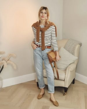 How to style a Breton Top | French Women style