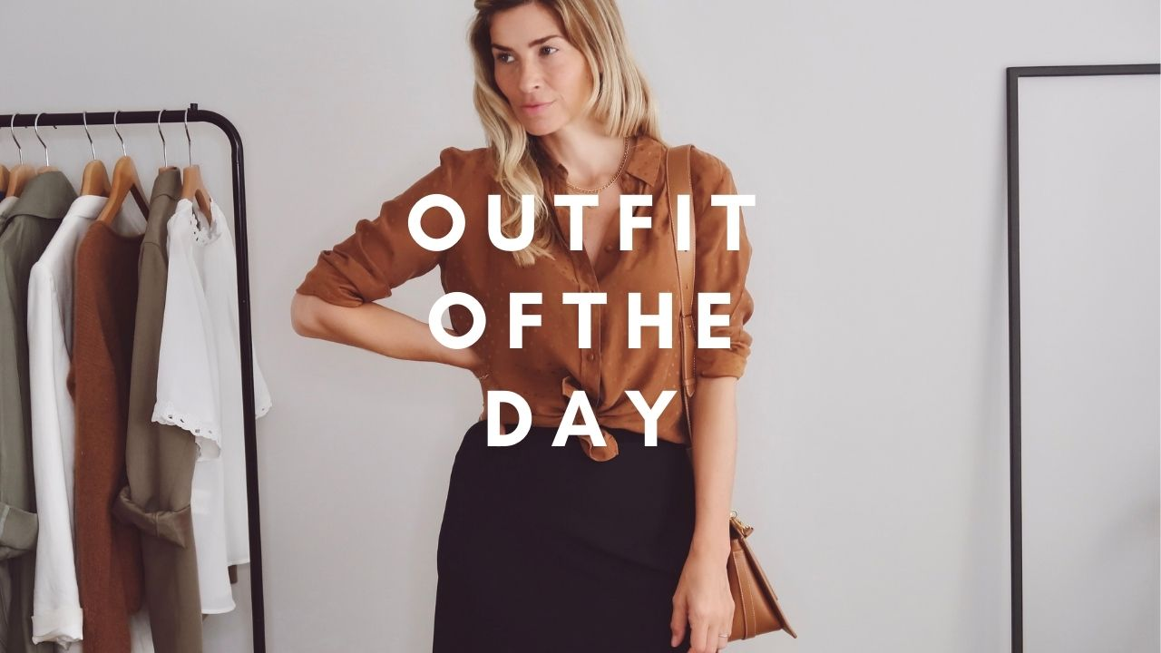 ELEGANT OUTFIT OF THE DAY