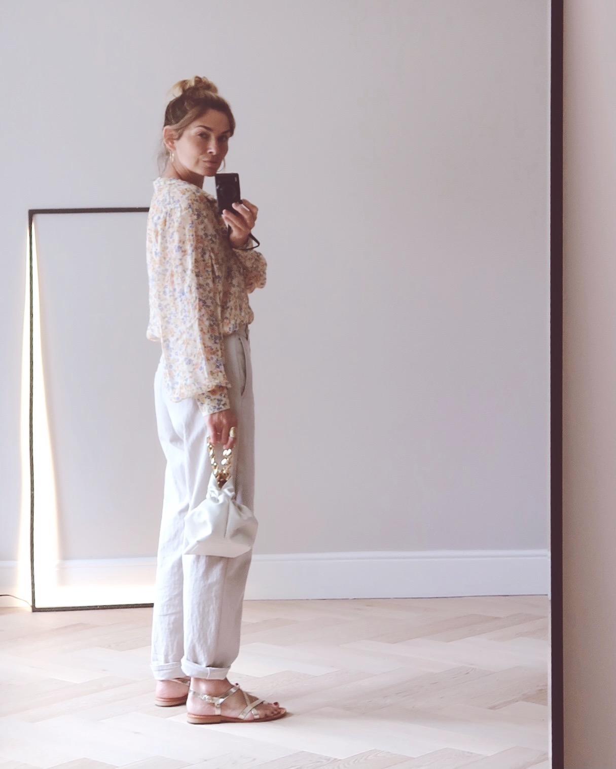 Sezane Clothing Review | Parisian Style | Summer 2021